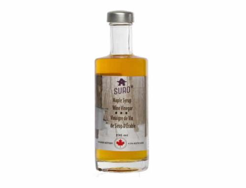 Maple Syrup Wine Vinegar