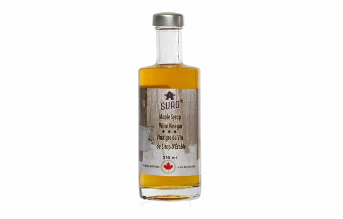 SURO® Maple Wine Vinegar